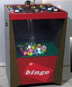 bingo machine huren