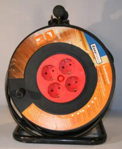 Verlichting en gas